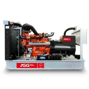 China New Product Low Fuel Consumption Generator -
