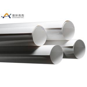 China wholesale Pipe Insulation PVC Cladding - Hot sale Single Jacket Agriculture 4 Bar Pvc Lay Flat Hose – Aohuan
