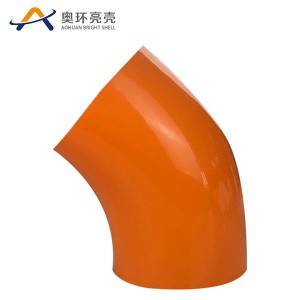45º Short Radius Elbow