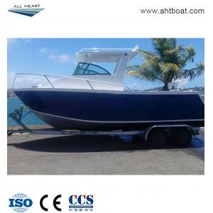 6.5m/21ft Cuddy Cabin with Hardtop Boat