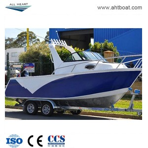 5.8m/19ft Cuddy Cabin with Targa Boat