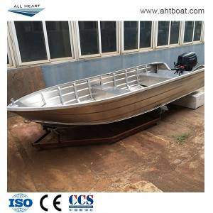 4.0m Basic Pressed Hull Boat
