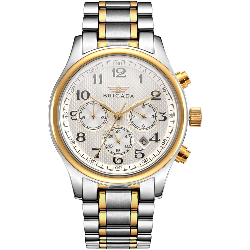 New Fashion Design for Quartz Stainless Steel Watch -