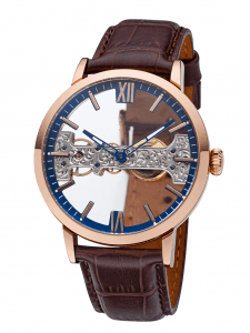 Factory Supply Woven Stainless Steel Watch -