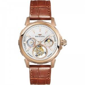 Automatic mechanical flying seagull 8007 tourbillon watch for man