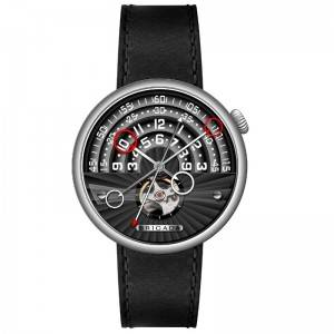 New arrived mens steel unique design automatic Halograph Limited Edition watches