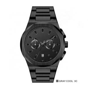 2020 Day Date Watches Quartz Custom Logo Waterproof Reloj Stainless Steel Luxury chronograph automatic Mens Wrist Watch