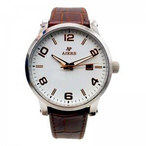 Top brand new coming watch men wristwatches Japan movement