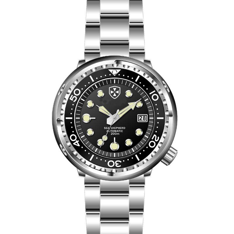 Europe style for Full Stainless Steel Automatic Watch -
