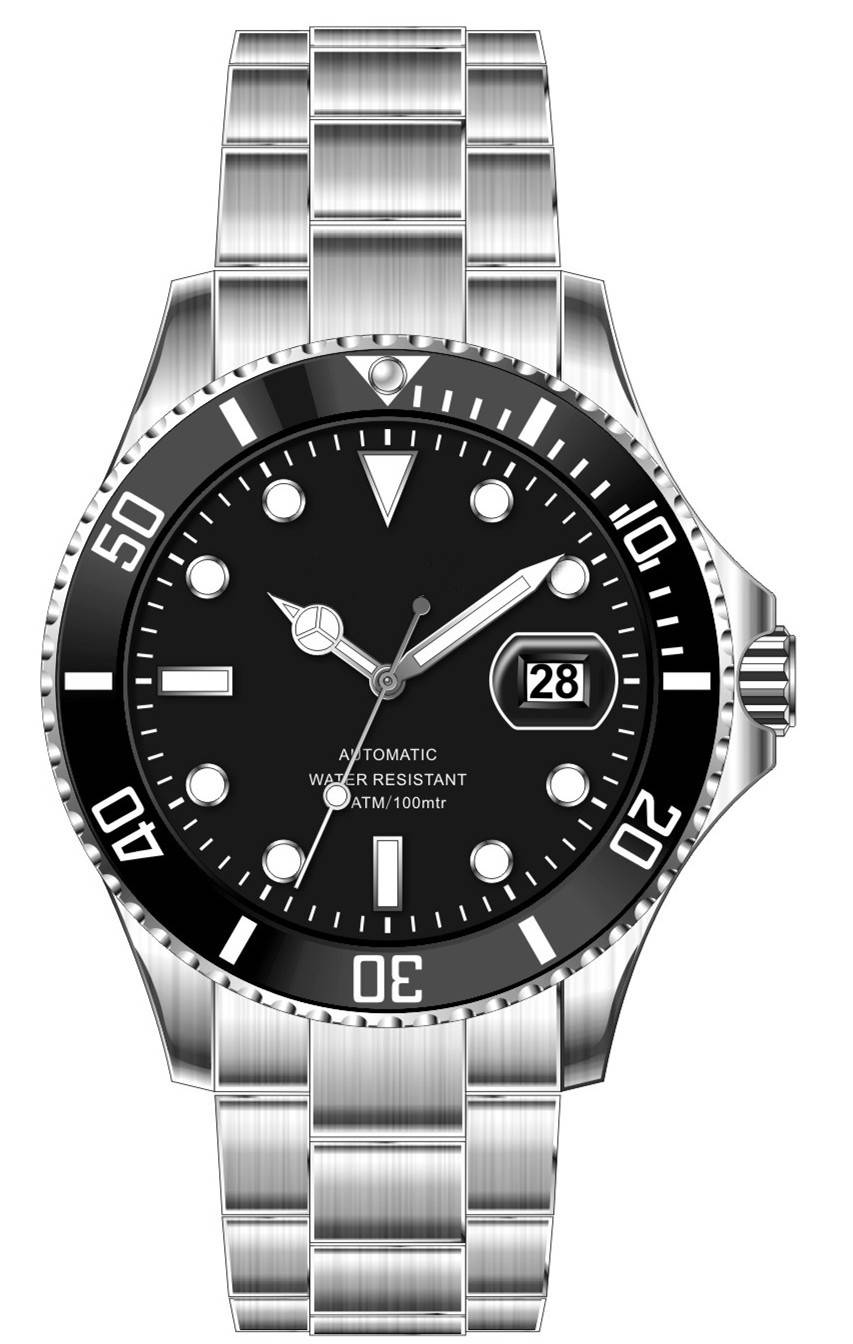 Factory Free sample Mechanical Watch Automatic -