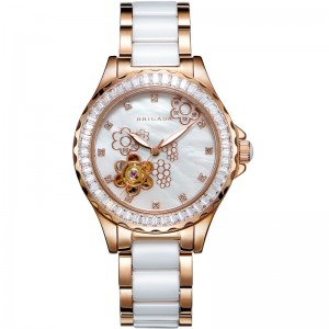 Hot sale lady watch best sale fashion gift lady watch