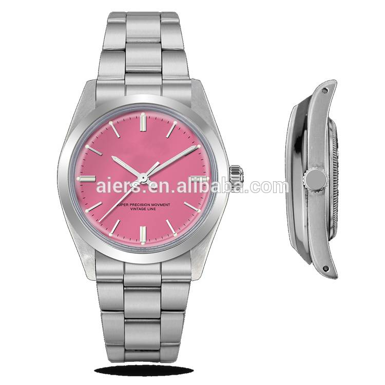Starry Sky Stainless Case Mesh Girls Wristwatch Luxury Women Fashion Quartz Watch