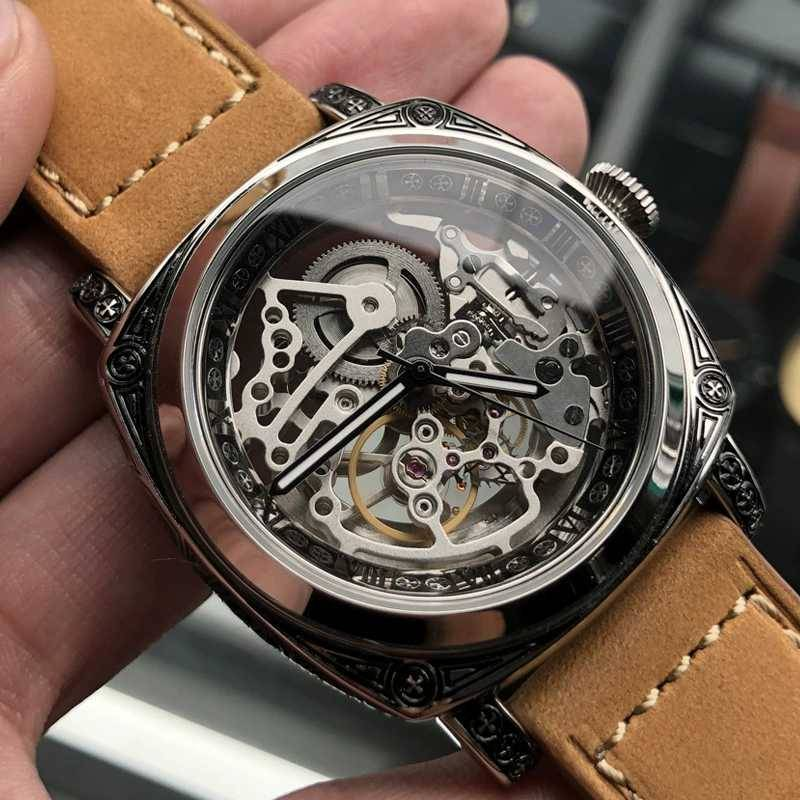 OEM/ODM China Steel Men Watches -