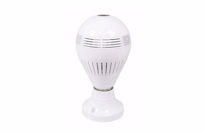 Hidden Led Bulb Camera wireless OEM Featured Image