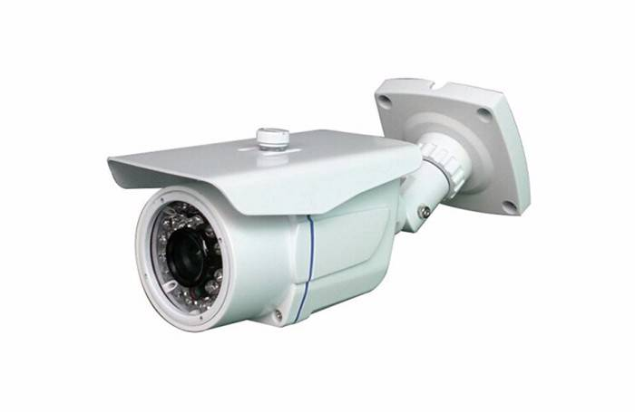 Waterproof 4MP AHD Camera