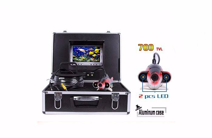Underwater Fish Finder Camera Featured Image