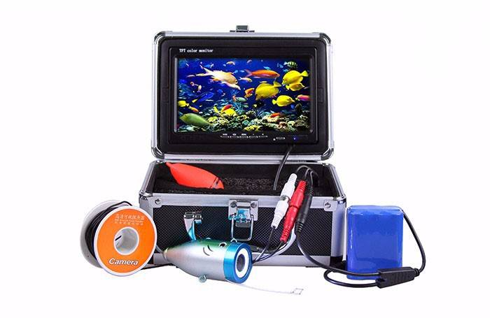 Underwater Fishing Camera Featured Image