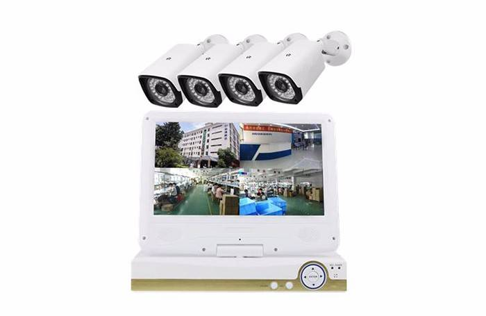 Factory supplied Security Cameras Wireless -