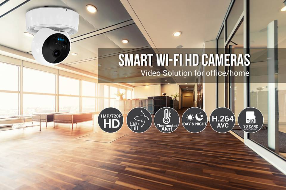wireless WIFI camera customization including what services
