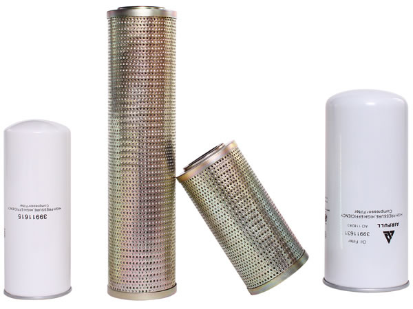 18 Years Factory Oil Filter Filter Element - Ingersoll Rand Oil Filters – Airpull (Shanghai) Filter
