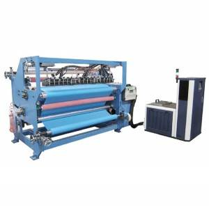 New Delivery for Fabric Fiber Slitting Machine -
