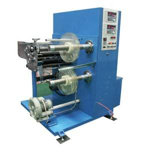 Good Wholesale Vendors Cutting Machine Exporter - YM14A Slitting machine(PET Film) – R.J Machinery