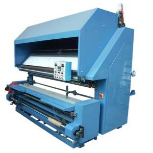Top Suppliers Core Cutting Machine - YM32 Cloth Inspection machine (low tension) – R.J Machinery