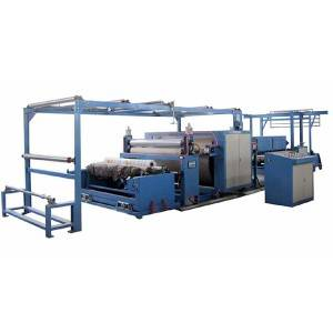 Best Price for Gravity Curve Machine Roller Conveyor - YM50A Laminating machine (solvent) – R.J Machinery