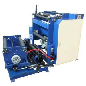 Professional China Tubular Bag - YM18 Slitting machine (correction tape) – R.J Machinery