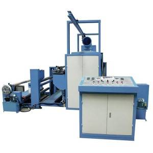 YM58C High temperature laminating machine (filter material)
