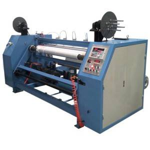 YM07 Slitting machine (non-woven fabric)