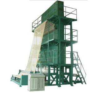 YM71 Plastics Drying and Modeling Machine (Vertical type fiberglass cloth)