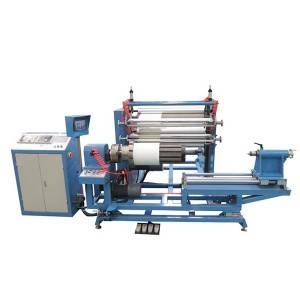 Special Design for Chinese Coating Machine - YM90 Multi-rewinding and cutting machine (filter cartridge) – R.J Machinery