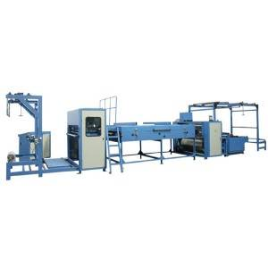 YM51 Scattering and laminating machine (active carbon)