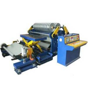 YM03 Slitting machine(adhesive rubber)