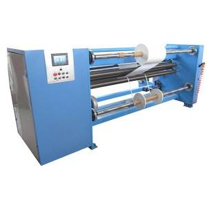 Manufacturing Companies for Cutting Machine - YM04F Slitting machine (PLC control) – R.J Machinery