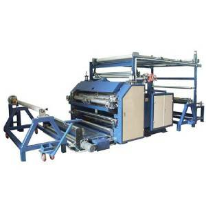 YM53 Hot matunaw transfer patong at laminating machine