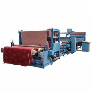 OEM/ODM Factory Flexible Extendable Roller - YM51D Scattering and laminating machine – R.J Machinery