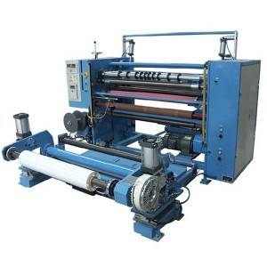 YM10A Vertical type slitting machine (laminating film)