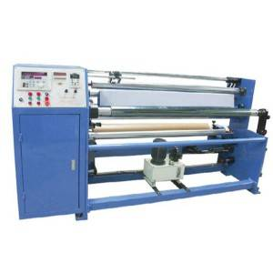 Factory selling Eps Polystyrene Cutting Machine - YM12B Rewinder (film) – R.J Machinery