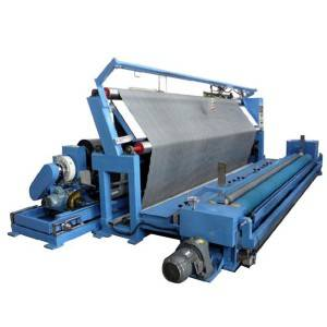 China Manufacturer for Cloth Inspection Machine - YM27 Cloth Inspection and rewinder (woven fabric) – R.J Machinery