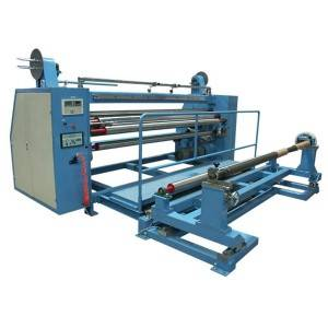 OEM Customized Roller Conveyor - YM07A Slitting machine (fiberglass fabric) – R.J Machinery