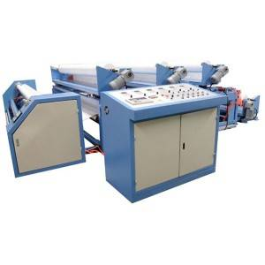 factory customized 1300 Jumbo Roll Tape Cutting Machine - YM86B Spraying edge banding machine (4 layers) – R.J Machinery