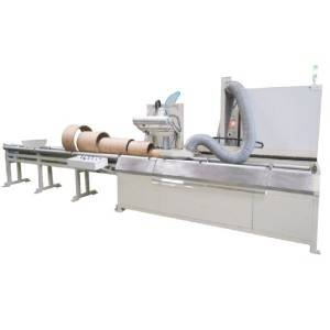 Special Price for Automatic Slitter - YM46A Automatic paper core cutting machine – R.J Machinery