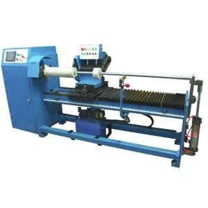 YM21 Automatic Bundle Slitter (interlining)