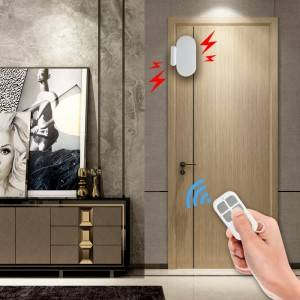 Home Loud Window Door Burglar Security Alarm System Magnetic Sensor