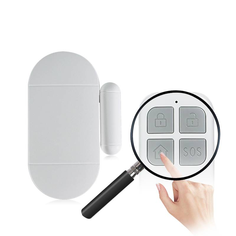Wireless Telecontrol Door Window Anti-Theft Home Security Alarm Featured Image
