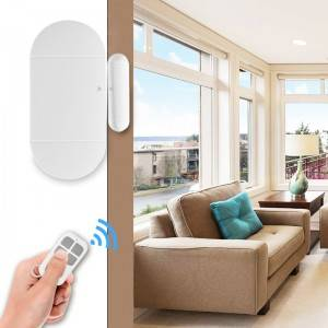 Wireless Telecontrol Door Window Anti-Theft Home Security Alarm