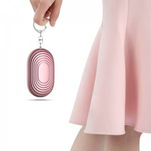Excellent quality Anti-lost Portable Safe sound Personal Alarm