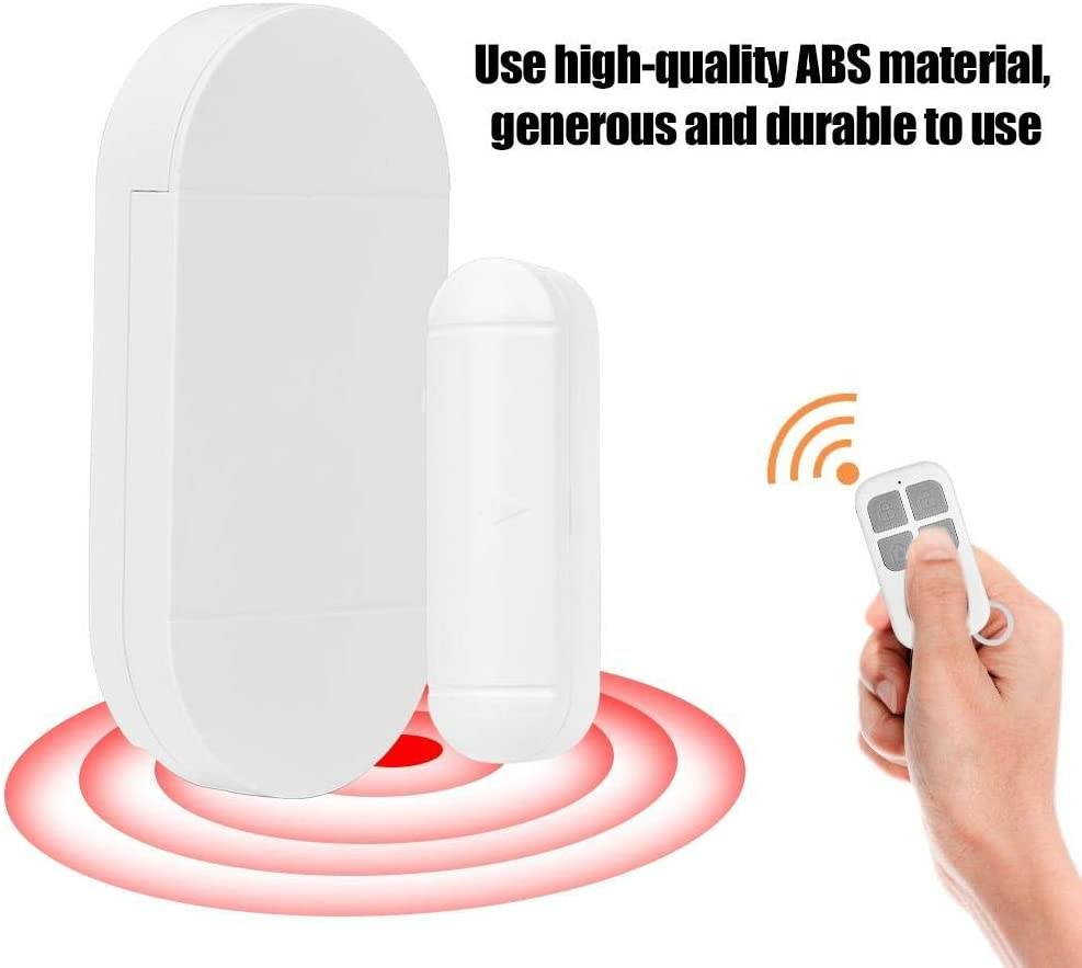 2020 best selling Smart 433 remote control magnetic burglar alarm system anti theft door sensor alarm wireless Featured Image